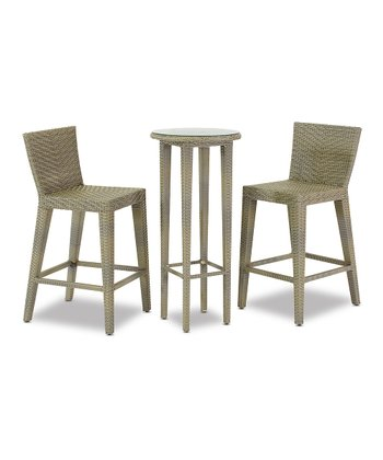 Manzano Chair & Table Set