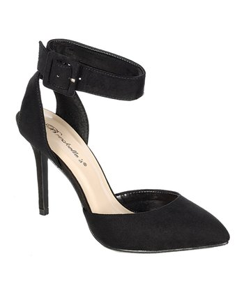 Black Mavis Pump