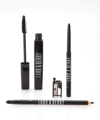 The Black Wardrobe Eye Makeup Set