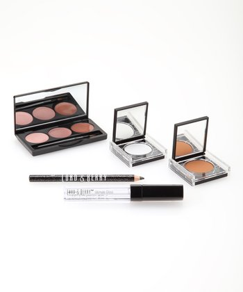 Warm Hearth Tones Makeup Set