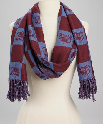Colorado Avalanche Scarf - Women