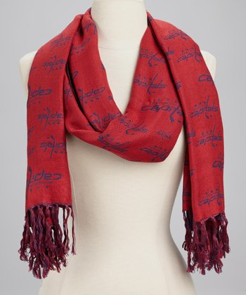 Washington Capitals Scarf - Women