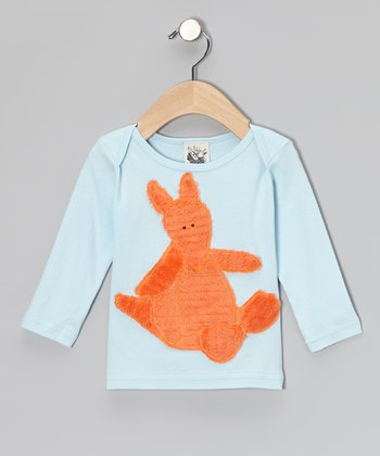 Blue Aardvark Long-Sleeve Lap-Neck Tee - Infant, Toddler & Boys