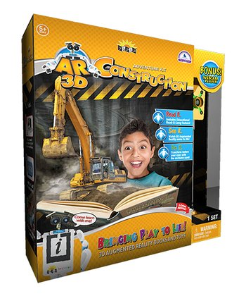 Construction Machines 3-D Kit