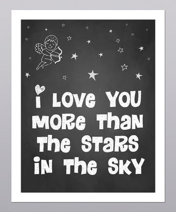'More Than the Stars in the Sky' Print