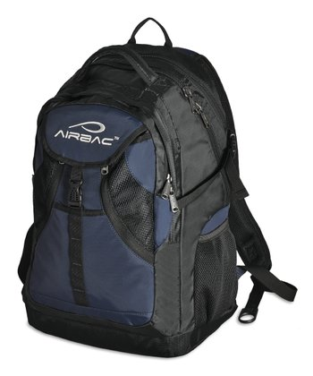 Airtech Blue Backpack