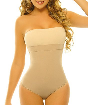 Nude Azahar High-Waist Shaper Briefs - Women