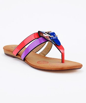 Dark Blue Jena-01 Sandal