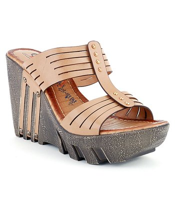 Beige Willow-05 Wedge