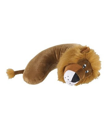 Lion Lil Lewis Explorer Neck Pillow