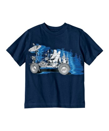 Navy Take It With You Tee - Infant, Toddler & Boys