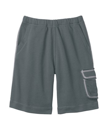Antwerp Gray Skate Shorts - Infant, Toddler & Boys