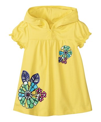Sunshower Here Comes the Sun Cover-Up Dress - Infant & Toddler