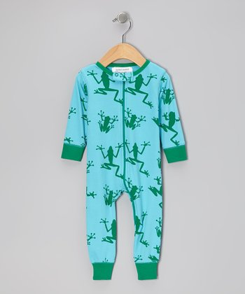 Blue Ribbit Organic Playsuit