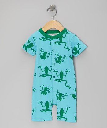 Blue Ribbit Organic Romper