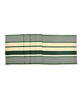 Brad Ticking Table Runner