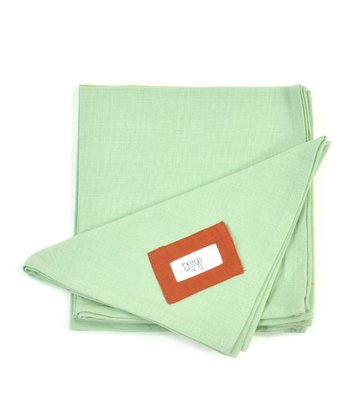 Sage Napkin - Set of Four