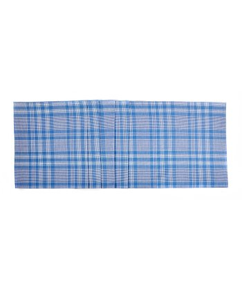 Seaside Check Table Runner