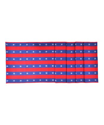 Stripes & Stars Table Runner