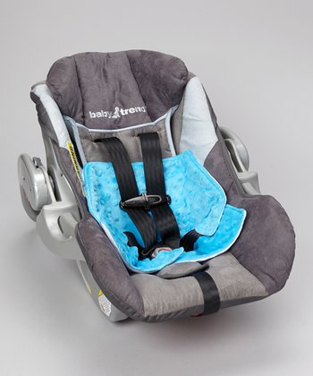 Blue Dri-Seatzzz Car Seat Pad