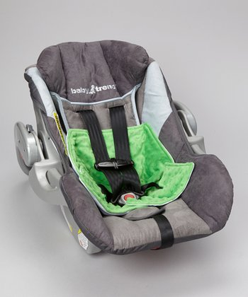 Road Tripzzz Green Dri-Seatzzz Car Seat Pad