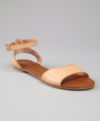 Beige Supper-1 Sandal