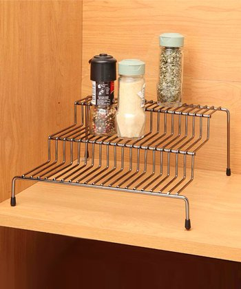 Three-Tier Spice Rack - Set of Two