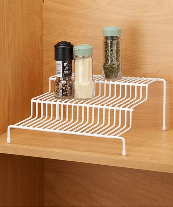 Three-Tier Spice Shelf - Set of Two
