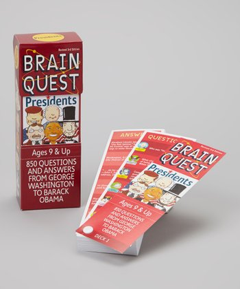 Presidents 3rd Edition Card Deck