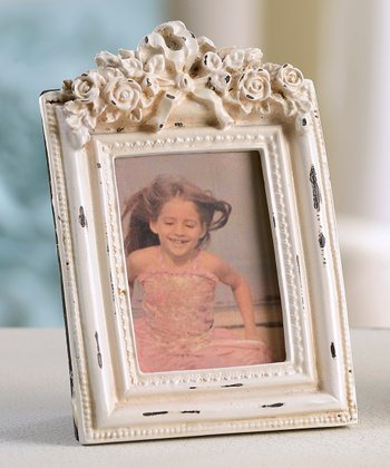 Cream Ornate Picture Frame