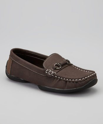 Brown Reign Loafer