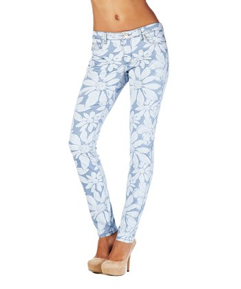 Sunflower Blues Jeggings