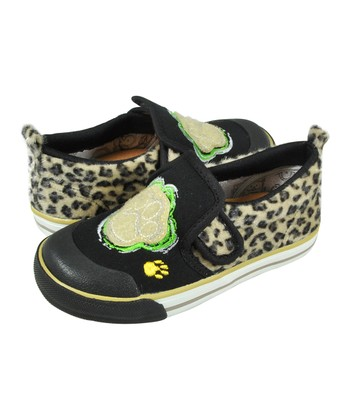 Green Safari Slip-On Shoe