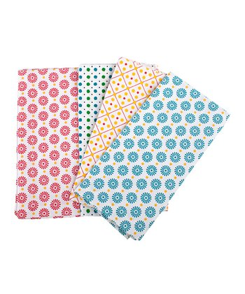 Colorful Pop Napkin Set