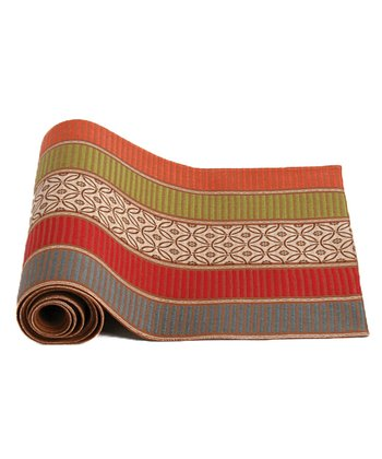 Plymouth Stripe 72'' Table Runner
