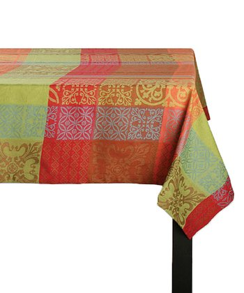 Plymouth Jacquard Tablecloth