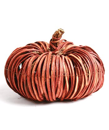 Medium Natural Vine Pumpkin
