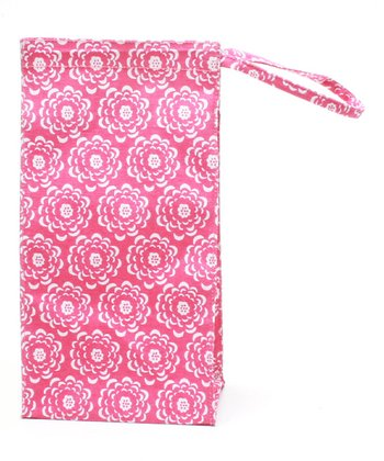 Pink Petals Lunch Bag
