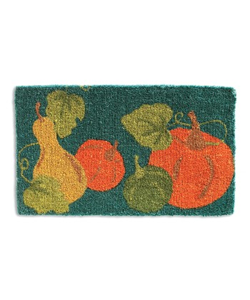 Pumpkins & Gourds Doormat