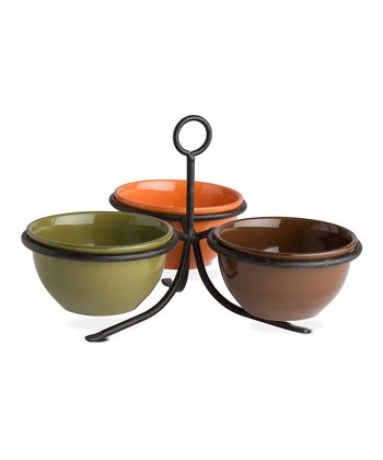 Condiment Bowl Set