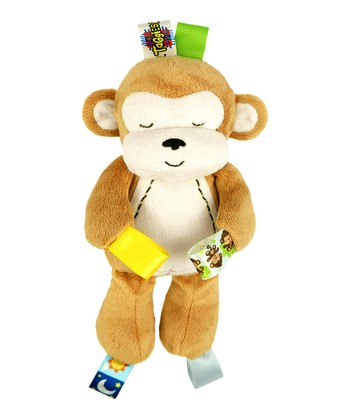 Brown Monkey Huggable Soother Pal