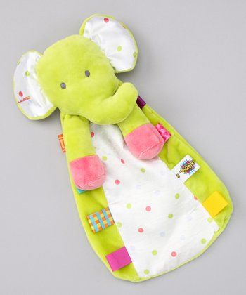Lime Elephant Lovey