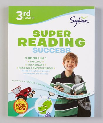 3rd Grade Super Reading Success Paperback