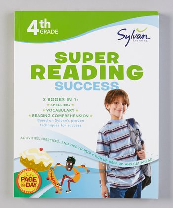 4th Grade Super Reading Success Paperback