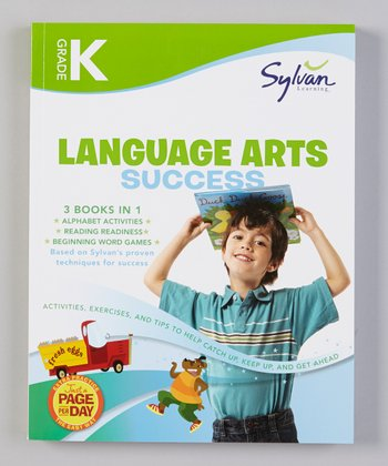 Kindergarten Language Arts Success Paperback