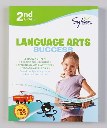 2nd Grade Language Arts Success Paperback