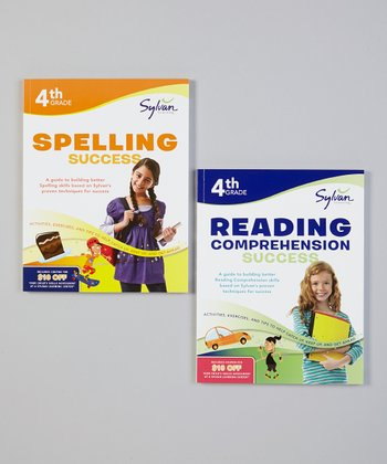 4th Grade Spelling & Reading Paperbacks