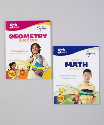 5th Grade Math & Geometry Paperbacks