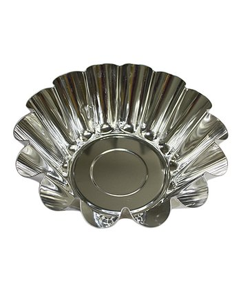 Tinned Steel 9'' Brioche Mold