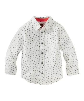 Milk Star Button-Up - Infant & Boys